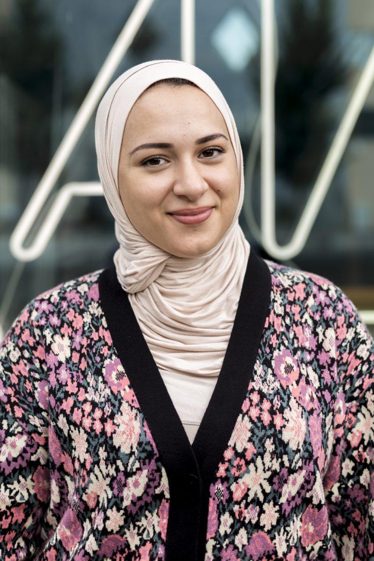 Nisrine Ikhouane